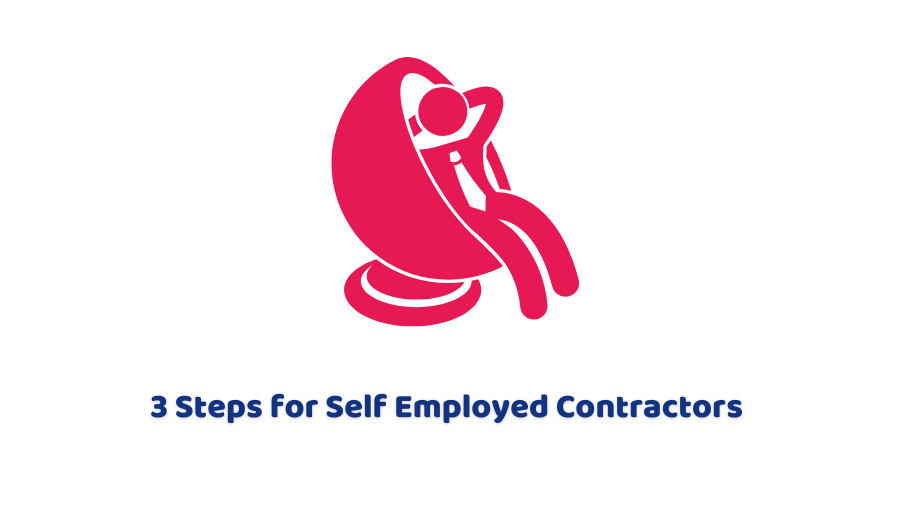 self-employed subcontractor
