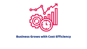 Business Grows with Cost Efficiency