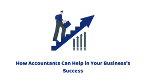 How Accountants Can Help in Your Business's Success