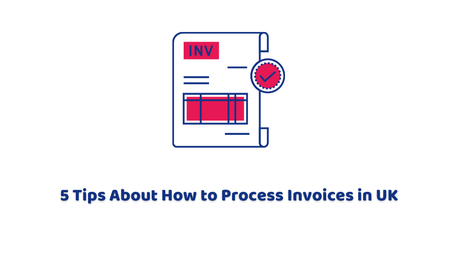 how to process invoices