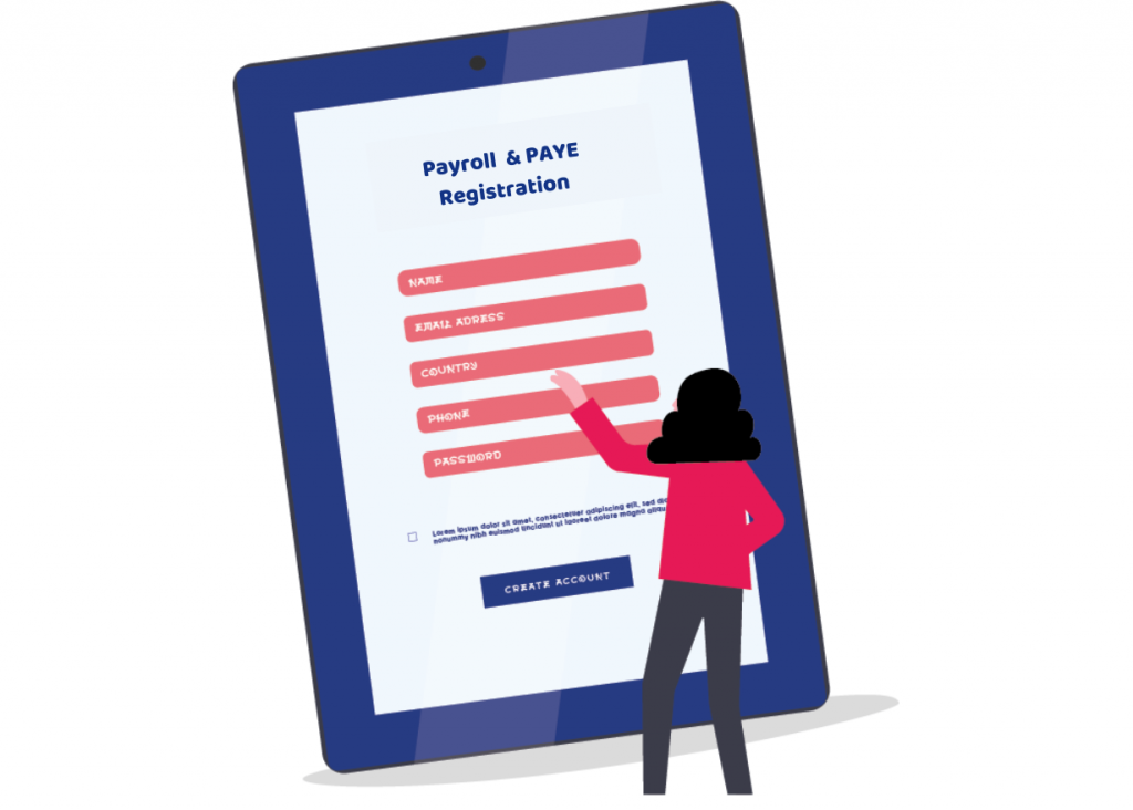 Payroll and PAYE Registration