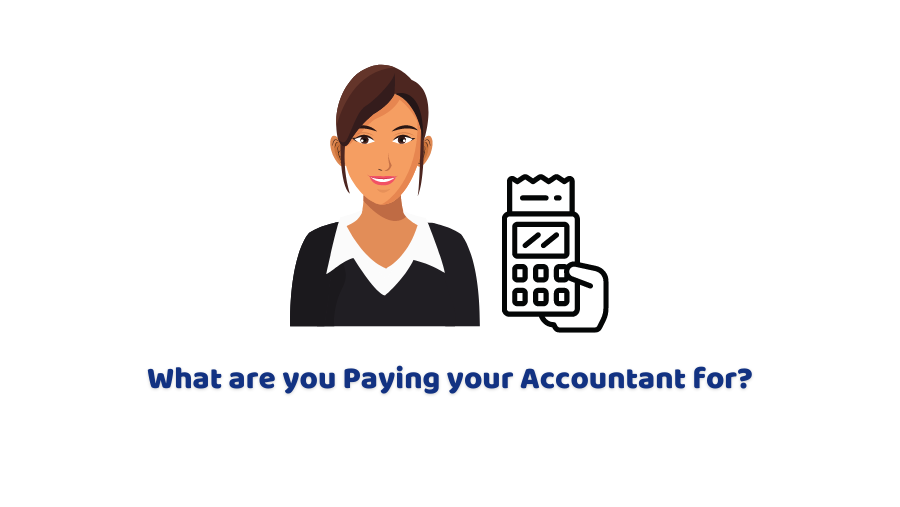 Paying your Accountant