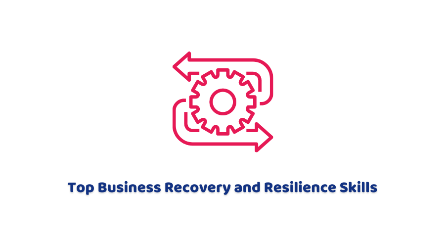 Top Business Recovery and Resilience Skills that Help in the Pandemic