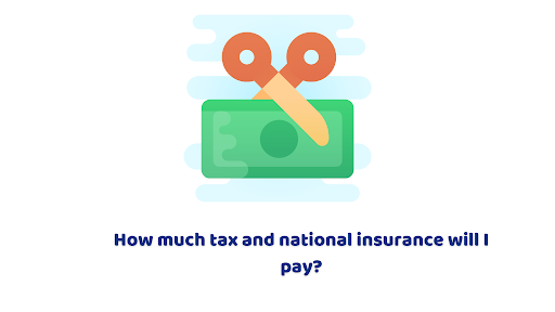 How much tax and national should i pay
