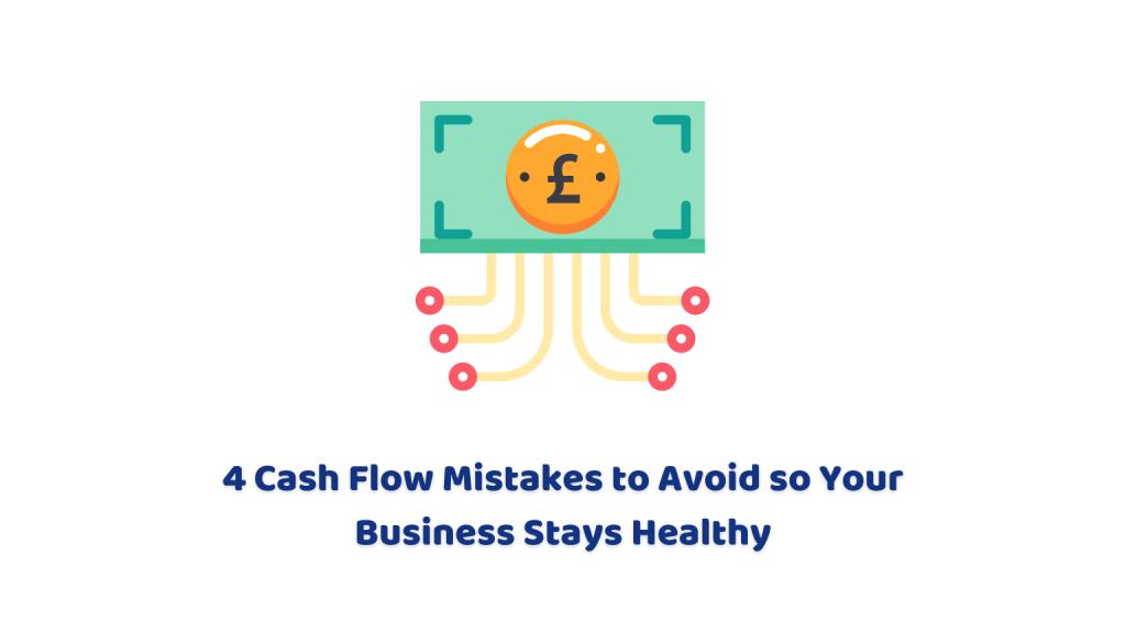 Cash Flow Mistakes