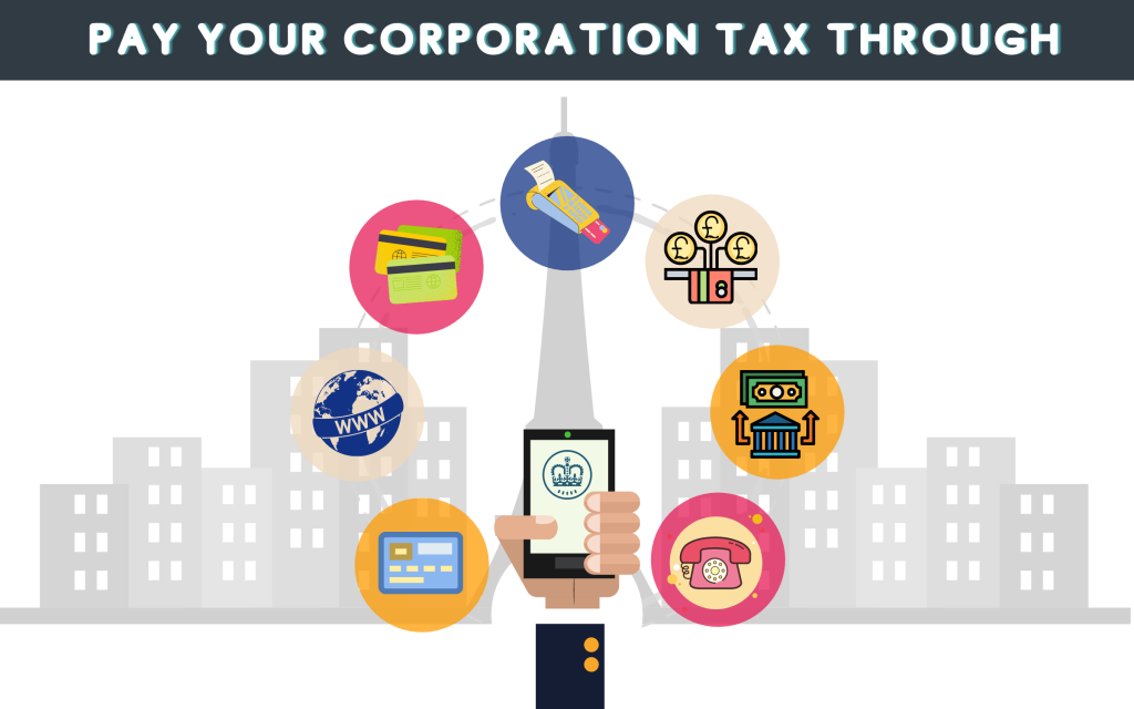 Pay Corporation Tax