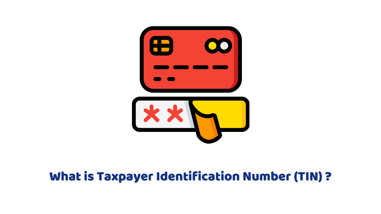 taxpayer identification number