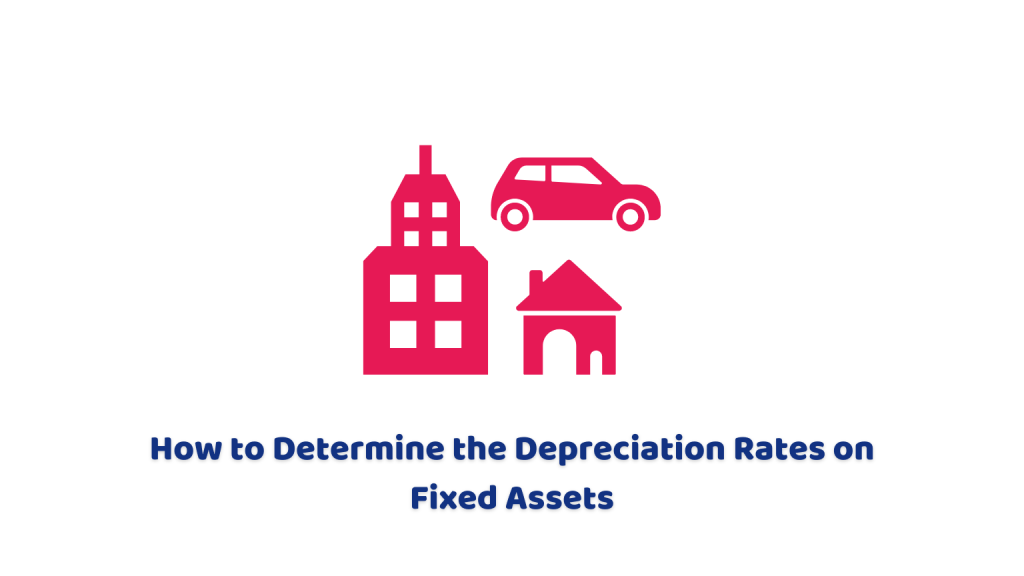 Depreciation Rates on Fixed assets
