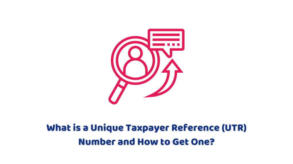 what is a unique taxpayer reference