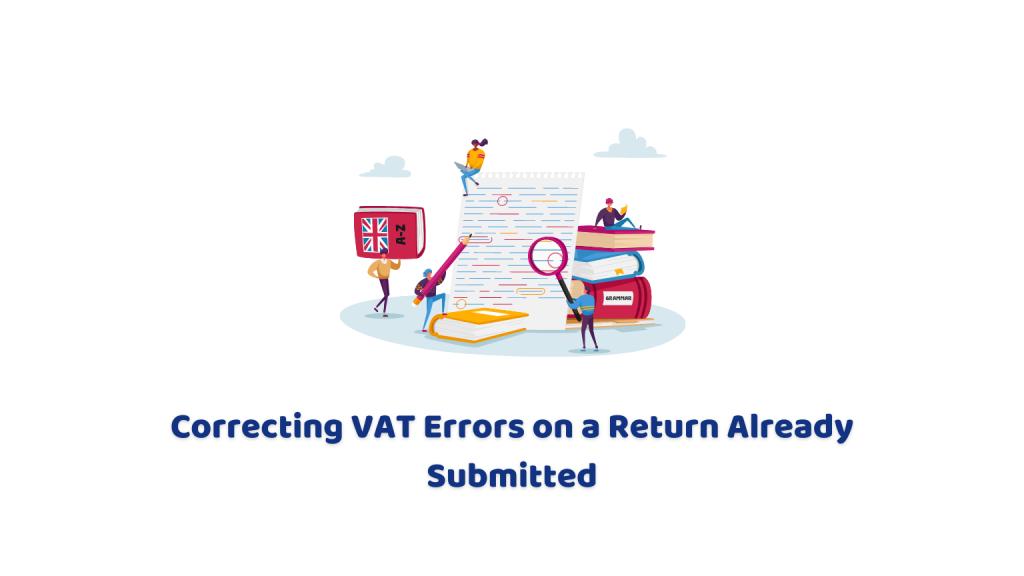 Correcting VAT Errors