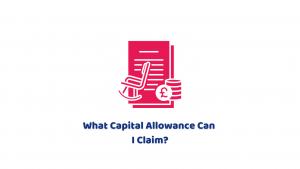 What Capital Allowance Can I Claim?