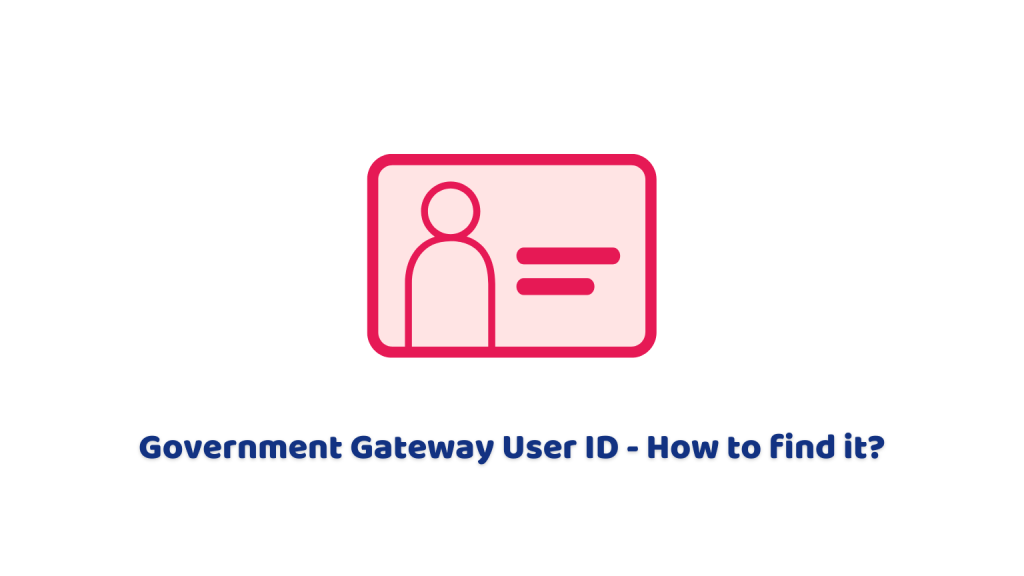 Government Gateway User ID